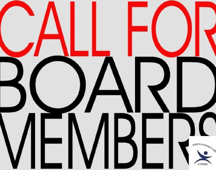 Call for two new Board Members for YEU Cyprus