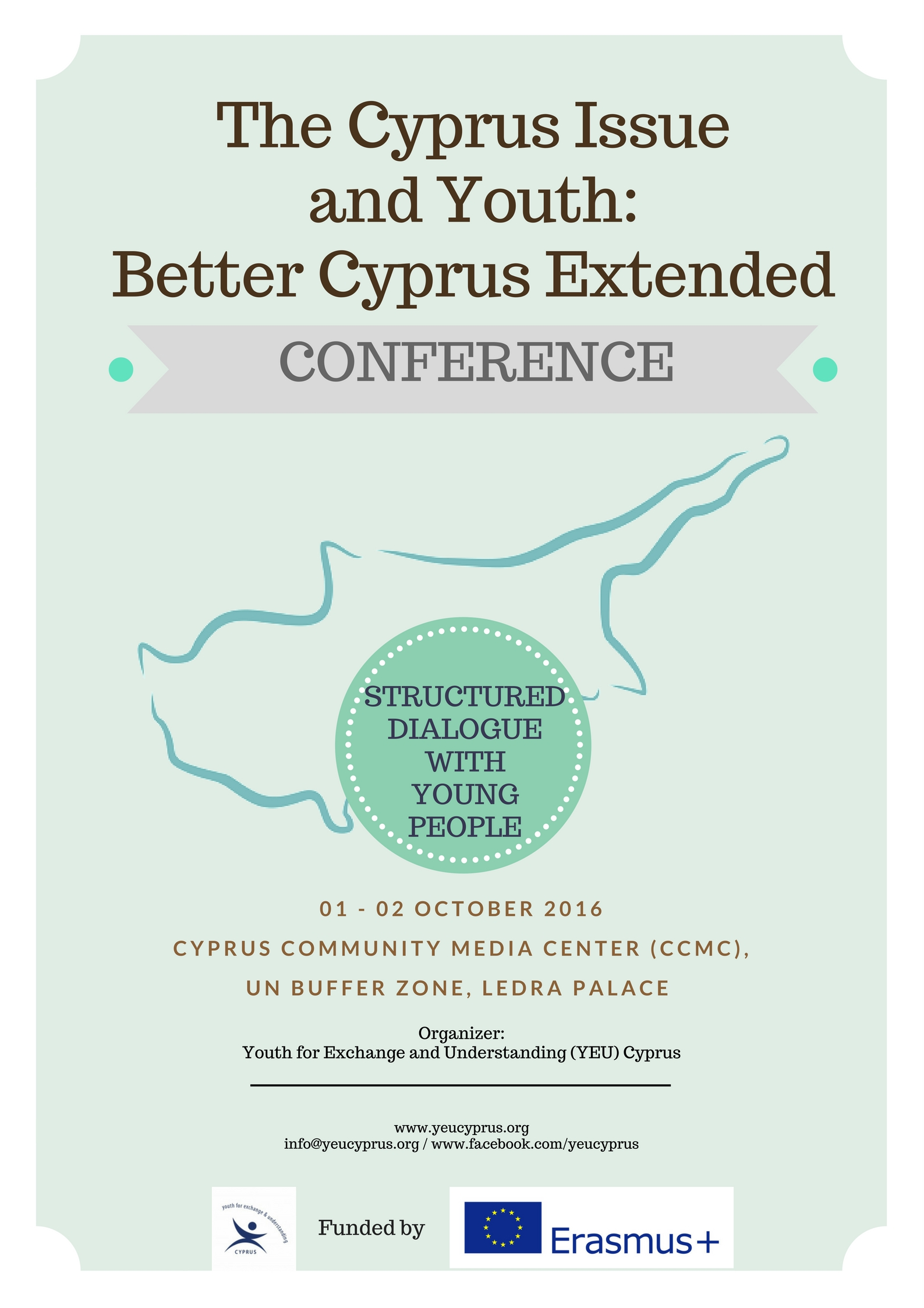 THE CYPRUS ISSUE AND YOUTH- BETTER CYPRUS EXTENDED