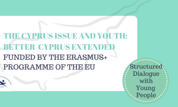 """The Cyprus Issue and Youth: Better Cyprus Extended"" is released today!"