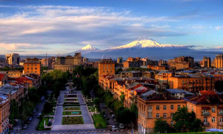 Training Course in Yerevan, Armenia, 10-17 April 2017- One available position for a Cypriot participant