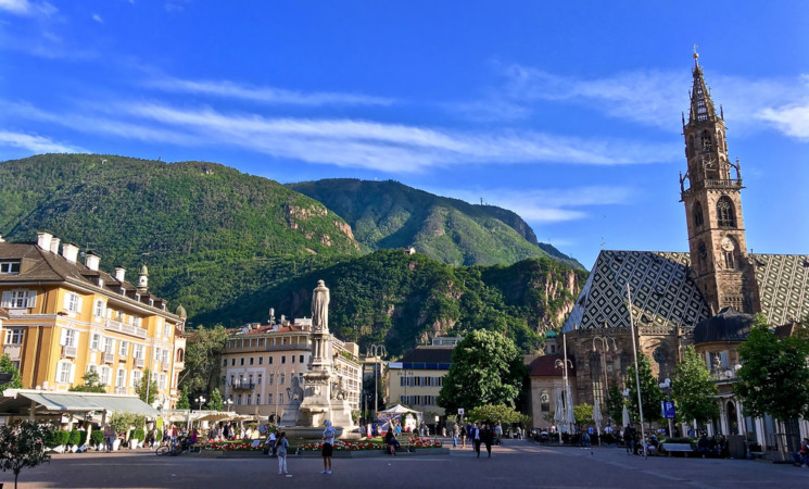 New EVS Opportunity in Bolzano, Italy