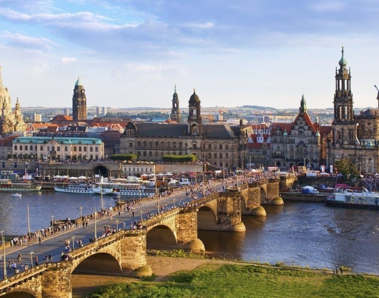 'LEVEL UP' T/C IN DRESDEN, GERMANY | 15 - 19 OCTOBER 2018