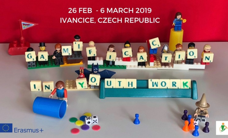 GAMIFICA(C)TION IN YOUTH WORK T/C in Czech Republic | 26 February - 6 March 2018