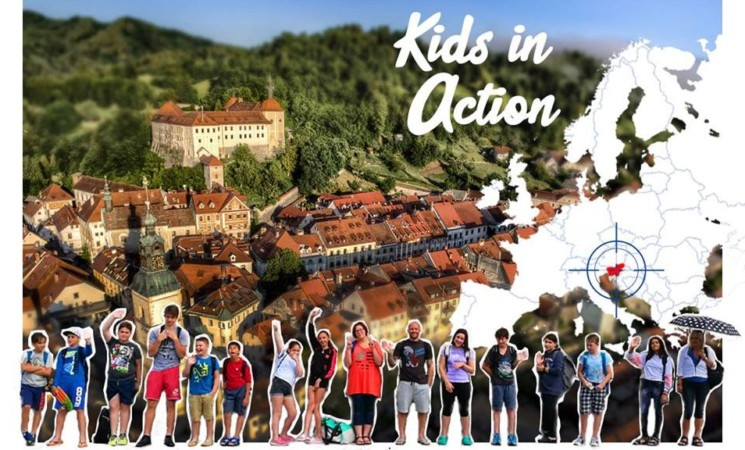 Volunteering opportunity in Slovenia