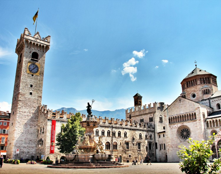 "Last call for the volunteer for the project ""Together with Trento"", North of Italy, for 12 months, from 10.06."