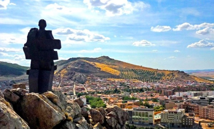 """Culture & Language Assistant"" long term volunteering from September 2019 till June 2020 in Puertollano, Spain."