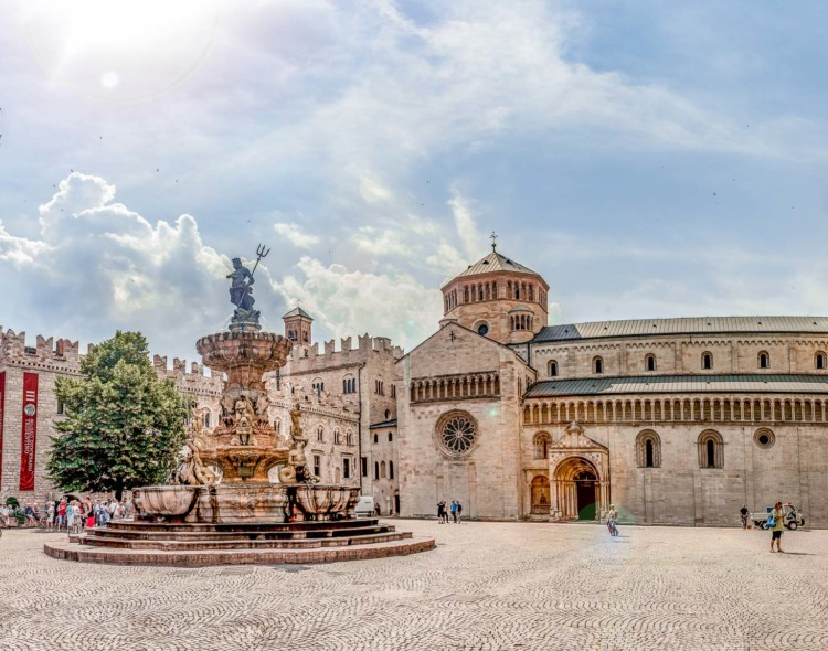 ESC opportunity in Trento Italy, by InCo.