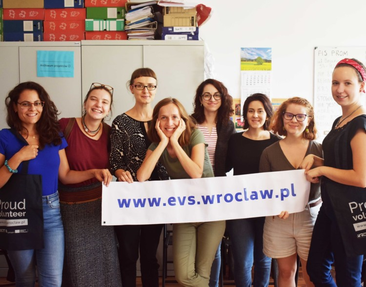 """""""Proud volunteers for solidarity"""" - An ESC project in Poland"""