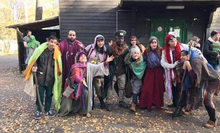 Stories from the 2nd YE On the Way to EDINU | BERLIN, GERMANY, 9-17 NOVEMBER 2019