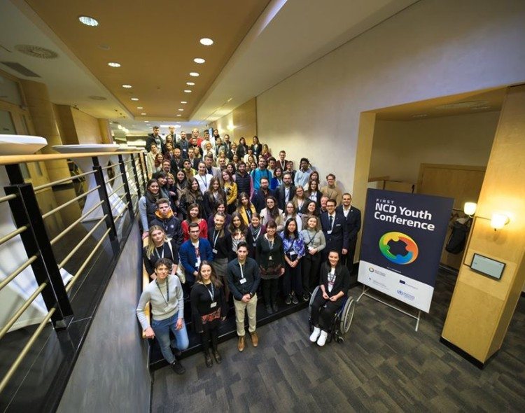 Experience from the 1st NCD YOUTH CONFERENCE IN Slovenia, December 2019