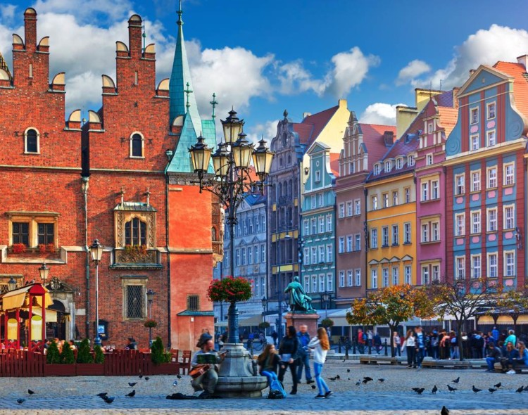 Volunteering opportunity in Poland