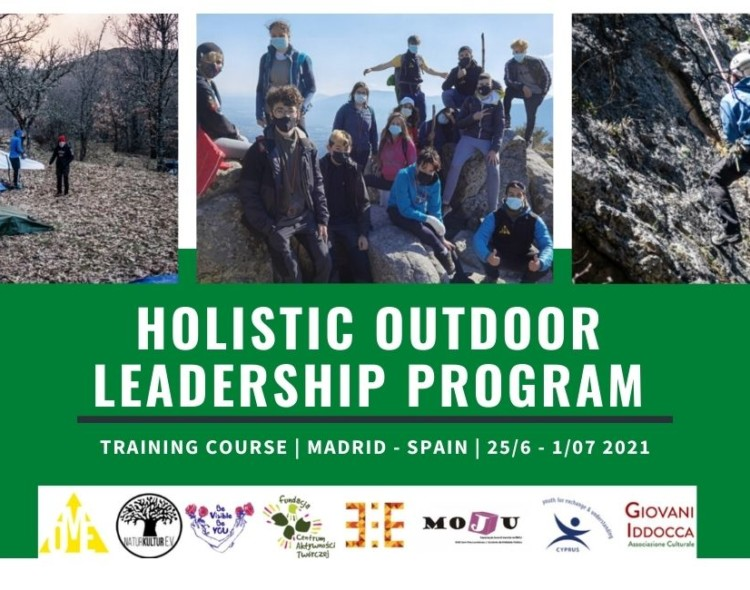 """Open call for """"Holistic outdoor leadership program"""" 