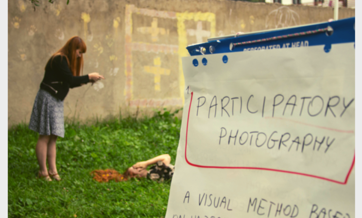 Open call for LET ME IN | Training in Warsaw Poland | 24th of OCT - 2nd of NOV