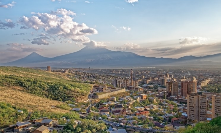 Youth Exchange in Armenia: MoveON